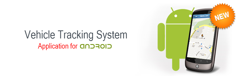Vehicle Tracking System Android Application