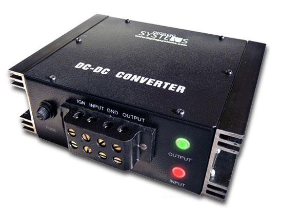 Gps Vehicle Tracker Dc Dc Converter Dg Tracker Power