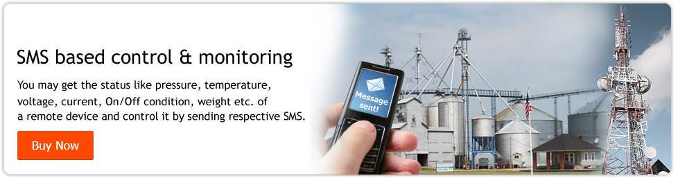 SMS Control Monitoring