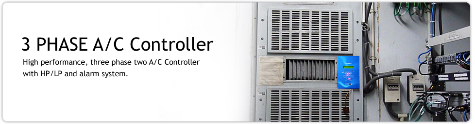 Three Phase Air conditioner Controller